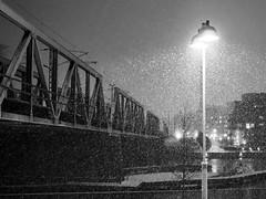PC049335 (_hq_) Tags: snow streetlight night bridge snowfall
