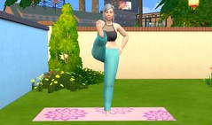 Yoga 💪🍃 (heartsdale ❥) Tags: thesims4 thesims ts4 stories eletronicarts gamephoto eagames legacy family landscape ea yoga