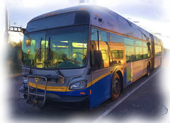 EndOfShift (Cole610) Tags: bus transit artic vtc