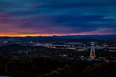 Mt Ainslie Sunrise Canberra-5 (Quick Shot Photos) Tags: act australia canberra canon canoncollective visitcanberra australiancapitalterritory au
