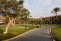 Mena House Hotel (stefan_fotos) Tags: afrika hotel kairo licht menahouse qf reisethemen sonnenaufgang urlaub gypten cairo egypt africa mena house giza