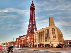Blackpool Tower (deanhammersley) Tags: blackpool tower