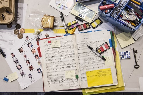 Opera's unsung heroes: What life is like as a librettist