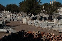 IMG_441a2 (goaniwhere) Tags: ephesus ephesusturkey turkey ancientcity historicsite history rubble ruins grandtheatre libraryofcelsus mycenean