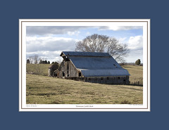 #160 TENNESSEE CATTLE BARN (mdturn1) Tags: barns iowabarns oldbarns farming farm images photos history outbuildings farmshed cowshed shelter stable stall outhouse polebarn vintage classic heritage countryside historicbuildings oldfashioned nostalgic sentimentalfarm nostalgicmemories tradition rurallife rustic pastoral agricultural barnyard barnboard decor decorate decorating office home photoimages canvaspints galleryprints gallery