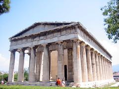 Ναός του Ηφαίστου στο Θησείο