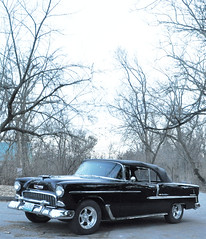 "1955 Chevy Bel-Air Photo Shoot • <a style=""font-size:0.8em;"" href=""http://www.flickr.com/photos/85572005@N00/14322070016/"" target=""_blank"">View on Flickr</a>"