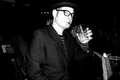sippy cup (troutfactory) Tags: party blackandwhite bw monochrome japan flash   osaka weddingparty kansai hardrockcafe   ricohgrd2