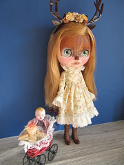 Hi, I introduced you to Stephanie to lovely custom by Rainbowcoton