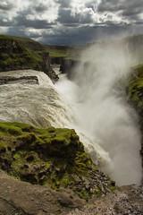 Gullfoss II (Seahorse-Cologne) Tags: island waterfall islandia wasserfall gullfoss islande goldencircle 2014 islndia ijsland   izlanda   island2014