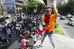 20140524-anti coup day 2-19 (Sora_Wong69) Tags: thailand bangkok military protest soldiers anti activist politic coupdetat martiallaw