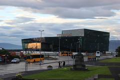 Harpa Concert Hall, Reykjavic