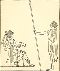 """Image from page 33 of """"The golden fleece and the heroes who lived before Achilles"""" (1921)"""