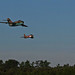 First in Flight RC Jet Rally 2014 - Formation Flying Cold War Foes