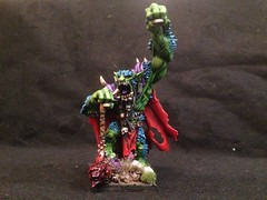 Warhammer OrcOgre Throgg The Troll King (1) (RJ_Payne) Tags: chaos warhammer warriors ogres throgg