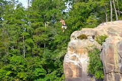 Mark LoCastro Cliff Jumping (MarkL3883) Tags: cliff lake water jump jumping mark alabama cliffjumping lewissmithlake smithlake locastro dealnews dealnewscom marklocastro smithlakealabama