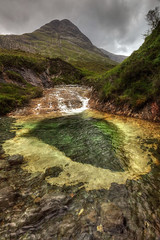 Secret Pools, Skye (deemacphotos) Tags: uk skye pool landscape scotland waterfall highlands pond britain hebrides ecosse