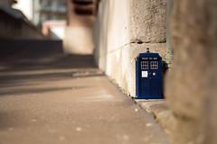 Doctor... Who? (Hazameliten) Tags: doctorwho bbc tvshow timetravel tardis