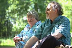 Marc a Janet (FfotoMarc) Tags: summer evans marc haf copyrighthawlfraintffotomarc