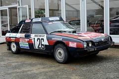 1483 (Kopie) (azu250) Tags: paris france citroen cx mans le 1981 dakar gti bugatti circuit 2014 eurocitro