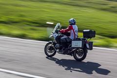 cruising (mhhslr) Tags: moto panning altoadige motorrad sudtirol jaufenpass passogiovo