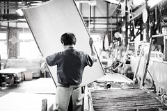 xuan paper making (vike chang) Tags: portrait people canon paper asia traditional taiwan worker 6d 2470mm canon6d