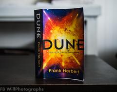 Dune (William Solis) Tags: leica 50mm book bokeh f14 dune panasonic novel 25mm gx7