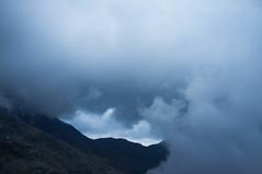 Rifugio Dorigoni (Inklaar) Tags: park fog day val di fujifilm rabbi bergen alpen sole trentino itali rifugio adamello nkbv peio stelvio x100 nationaal bsk dorigoni bergsportkamp trentinozuidtirol inklaar:see=all ortlergroep