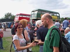 100_3725 (Alan Perryman) Tags: beer real weekend volunteers ale railway epping ongar northweald