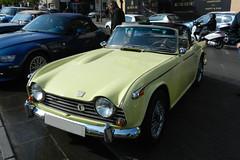 2014.04.19.17 NOISY-LE-GRAND - Triumph TR.5 (alainmichot93) Tags: france car automobile voiture 93 iledefrance 2014 seinesaintdenis noisylegrand