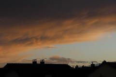 Wall of Clouds (F.Golchert) Tags: sky cloud sun germany bayern deutschland bavaria ray himmel wolke dslr sonne ingolstadt strahlen manching niederstimm