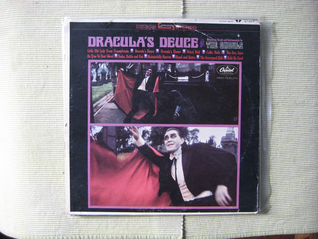 The World's Best Photos of dracula and lp - Flickr Hive Mind