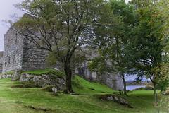 Castle Sween (Red Tie Photography) Tags: castle scotland highlands jon jonl sween castlesween niksoftware jonlambert redtiephotography