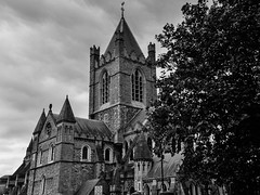 Christ Church Cathedral - Dublin Ireland (mbell1975) Tags: ireland blackandwhite bw dublin irish church abbey europe christ cathedral dom kathedrale catedral iglesia kirche eu chapel irland eire na chiesa cathdrale igreja kerk eglise dumo irlanda irlande kathedraal kirke domkirke kapelle katedra ire poblacht airlann kathedralkirche hireann