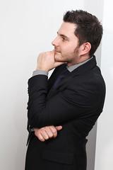 Felix K. (elli.neuhaus) Tags: portrait man guy portrt business suit mann anzug geschftsmann