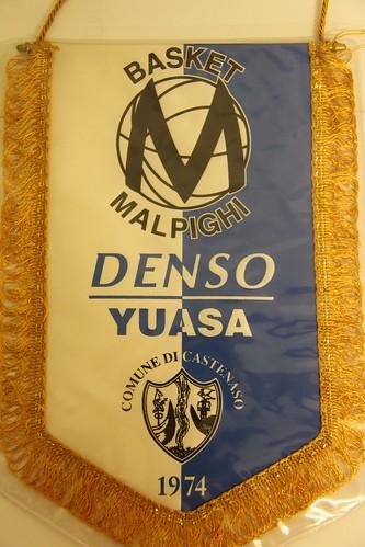 DENSO YUASA Malpighi Basket Castenaso