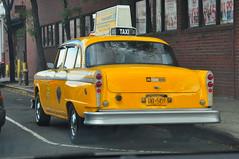 Checker (Triborough) Tags: nyc newyorkcity ny newyork brooklyn cab taxi greenpoint checker kingscounty