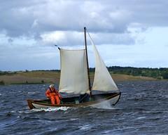 DSC04428 (Jaedde & Sis) Tags: boat sailing wind vm 2014 hjarbæk unanimous friendlychallenges challengefactorywinner thechallengefactory sjægte perpetualwinner