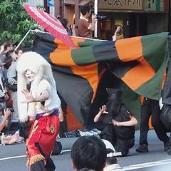 #6706 renjishi () (Nemo's great uncle) Tags: tokyo samba lion  asakusa taitoku  asakusasambacarnival    kaminarimondoori uniodosamadores