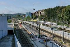 P1730021 (Lumixfan68) Tags: eisenbahn baustelle bahn hbf kiel deutsche bauarbeiten