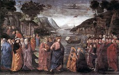 The Gospel of St. Luke 05  01-11 Miracle fishing a lot - By Amgad Ellia 03 (Amgad Ellia) Tags: st by fishing miracle 05 luke lot gospel amgad ellia 0111 the
