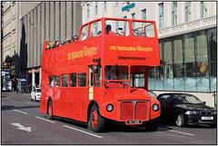 G28A2475FL (Gerry McL) Tags: city bus scotland edinburgh glasgow sightseeing games routemaster tours commonwealth erm 2014 vlt235