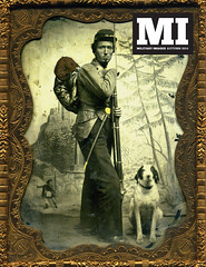 Military Images magazine cover, Autumn 2014 (militaryimages) Tags: history infantry mi america magazine soldier photography rebel us marine uniform photographer unitedstates military union navy archive confederate worldwari civilwar american weapon tintype ambrotype artillery stereoview cartedevisite sailor ruby veteran roach daguerreotype yankee cavalry neville spanishamericanwar albumen mexicanwar coddington backissue citizensoldier indianwar heavyartillery matcher findingaid militaryimages hardplate