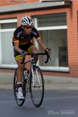 UCI MJ 2.1 Koksijde 158