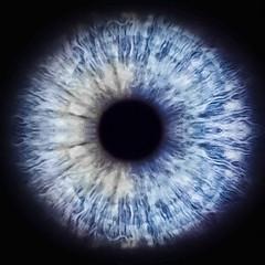 Iris (a.penny) Tags: blue iris eye square fuji finepix fujifilm blau auge 1x1 quadrat x10 500x500 apenny