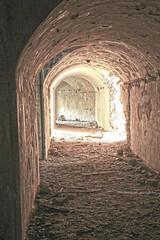 Kaunas fortress, 4th fort (t.jakubauskas) Tags: holocaust fort ww1 tunel 1915 fortress lithuania kaunas festung litauen  litwa kowno kowna