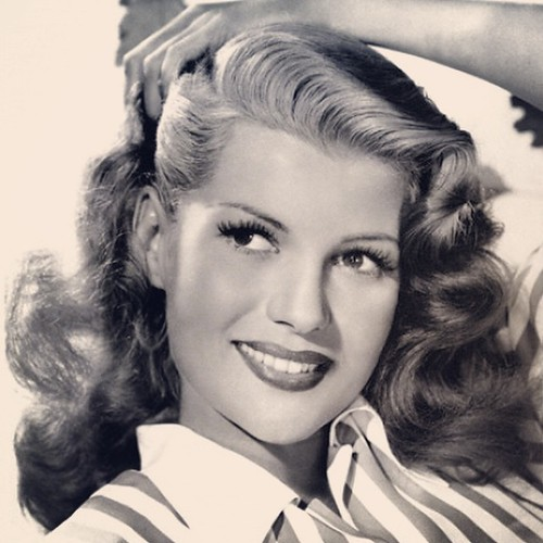 Flickr photos tagged ritahayworth picssr for Garage ad sallanches