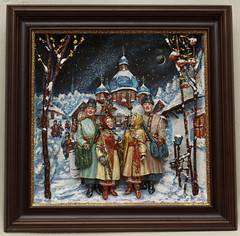 The Christmas Carols / Рождественские Колядки
