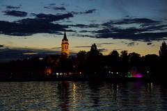 Romanshorn (limburgs_heksje) Tags: schweiz swiss zwitserland zonsondergangen