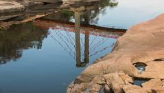 Water Connection (brvboas) Tags: old bridge suspension walk ponte chain walkway salto paulo itu sao antigo passarela pensil